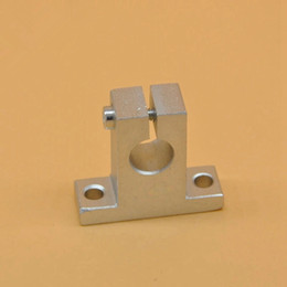 100pcs SK8 8mm linear rail support Shaft Support CNC Router SH8A CNC parts