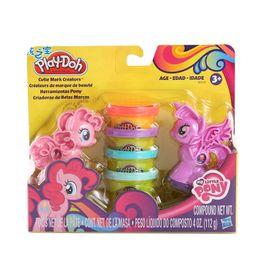 Wholesale Licenced Play Doh Pony Princess Twight Sparkle Pinkie Pie Cutie Mark Creators Playdough Polymer Clay Fimo Polymer Toys