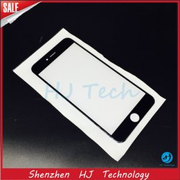 White Black Original For iPhone 6 6S 4.7inch 6Plus 6SPlus 5.5inch Glass Replacement Repair Part Lens Outer LCD Front Screen Wholesale