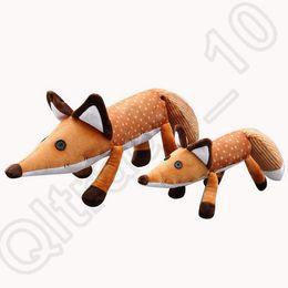 Wholesale 20PCS HHA692 The Little Prince Le Petit Prince Plush Toy Fox Animals Dolls Soft Stuffed cm Christams Gift For Children Cartoon Fox Toys
