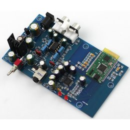 Wholesale YJ AK4490 JRC5532 I2S4 Bluetooth module DAC completed board RCA headphone audio output
