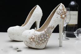 Compra Online Boda de la sandalia del tacón alto cm-2017 Pavo real nuevo Rinstone barato de la manera que chispea los zapatos nupciales 10-11 cm de las mujeres del baile de fin de curso del alto talón calza los zapatos impermeables Zapatos de la boda