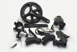 Wholesale Original Road bike ultegra speed groupset road bicycle groupset groupsets bike parts fit for time Sl4 carbon frame