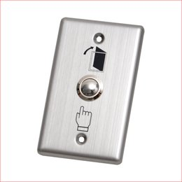 Wholesale steel switch American Standard mm standard American Standard bottom box installation of access control button special