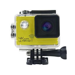 4K 24fps waterproof camera SJ8000 wifi Sports avtion video camera DV NOVATEK NT96660 WiFi 2 inches waterproof Action helmet Camera