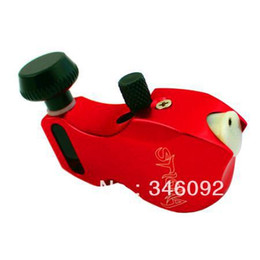 Wholesale Red Aircraft Alu Rotary Tattoo Machine Gun Stigma Beast Swiss Motor Clip Cord Tattoo equipment