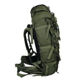 75L large-capacity Professional climbing backpack outdoor tactical hiking backpack men's travel bags rucksack mochila