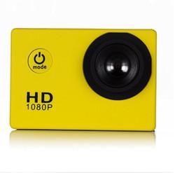 2017new SJ4000 freestyle D001 2-inch LCD 1080P Full HD HDMI action camera 30 meters waterproof DV camera sports helmet SJcam DVR00Multicolor
