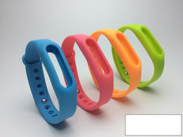 Wholesale-Millet four smart wristband bracelet xiao Mi watch ring with millet color bracelet hand ring