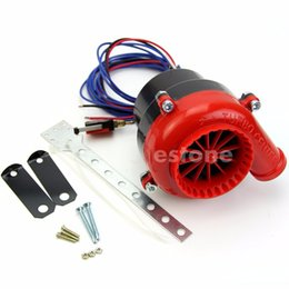 Wholesale Car Fake Dump Electronic Turbo Blow Off Hooter Valve Analog Sound BOV order lt no track