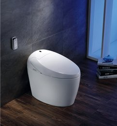 Wholesale 2015year very hot sale Multi Function Automatic Siphonic Wc Bidet Toilet Seat smart ceramic electronic intelligent Wc toilet