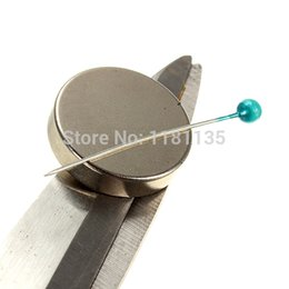 Wholesale 10pcs Disc Magnets mm x mm Rare Earth Neodymium Super Strong N35 Craft Models