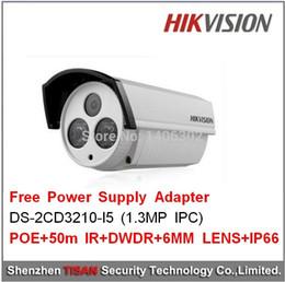 1.3MP Hikvision network outdoor camaera,POE,CCTV Camera,security camera,camera ip,home security, ip camera outdoor,DS-2CD3210-I5