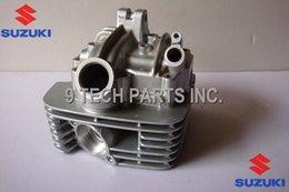Wholesale SUZUKI GS125 GN125 GZ125 DR125 Cylinder head order lt no track
