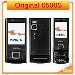 Wholesale New Original s Nokia Mobile Phone MP Camera Bluetooth Slider single sim card refurbished Cell Phone