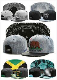 Wholesale Brandnew Snapback hats PRAY FOR COMPTON PROPERTY OF JAMAICA BONJOUR BROOKLYN Casquettes gorras bones baseball caps