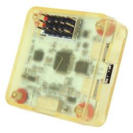 Wholesale CC3D Openpilot Open Source Flight Controller Bits Processor with Yellow Case AFD_E04