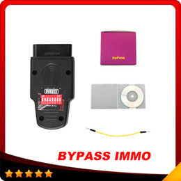 Immo Bypass Device BYPASS ECU Unlock Immobilizer for Audi Skoda Seat VW ECU Unlock Immobilizer Tool Key Programmer Free Shipping