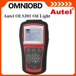 Wholesale Authorized Distributor Original Autel OLS301 Oil Light And Service Reset Tool Support Online Update