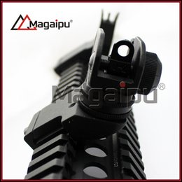 Wholesale DD RTS Style Tactical Rapid Transition Sights BUIS Metal Front Rear RTS Rapid Transition Sights Offset Degree Angled Iron Sight