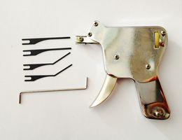 Strong EAGLE Lock Pick Gun Locksmith Tools Lock Pick Set Door Lock pick Lockpick Picking Tool Bump Key Padlock