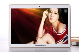 Wholesale 10 inch Lenovo logo eight core G G network IPS screen unlimited access to the dual card dual standby phone Tablet PC