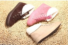 Wholesale Bottes de marque Renben printemps automne hiver cheville bottes pour femmes neige bottes haute augmenté bottes chaussures femme Botas