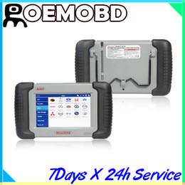 Wholesale 2015 Original Autel MaxiDas DS708 Automotive Diagnostic Analysis System OBD EOBD Scanner Multi language Support Update Online