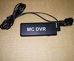 Wholesale MINI SPY CAMERA MC DVR RECORDER PINHOLE BUTTON OR SCREW HEAD LENS Bulit in recharged battery