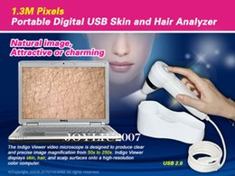 13000 Multifunction Intelligent UV Skin Analysis System skin analyzer Diagnosis System Skinscope Skin Scaner Tester with PC