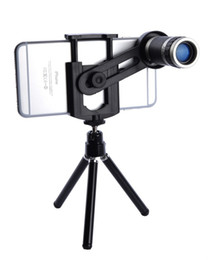 Universal 8X Zoom Telescope Camera Telephoto Lenses for iPhone 4 4S 5 5C 5S 6 Plus Samsung Galaxy S3 S5 Note 4