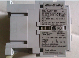 Wholesale 110V Hz AB Contactor Allen Bradley C23 IEC C23 C C23KD10