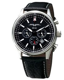 Wholesale Jorg Gray JG6500 Fashion Men s President Barack Obama s Quartz Watch Limited Edition Original Box Black Dial Black Leather Band