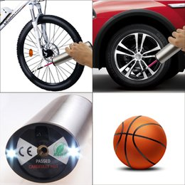 Wholesale New Micro Pump Air Compressor V PSI Car Auto Electric Pump Tyre Inflatorl for Cars Basketball Lifebuoy Bicycles and Motorcycle