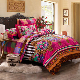 Wholesale Sale Comforter Luxury Bedding Set Bedclothes Bed Linen Sets Full queen king Size Quilt duvet Cover Bedsheets Cotton