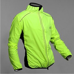 Wholesale Tour de France Bicycle Cycling Jersey Men Riding Breathable Jacket Reflective Jersey Cycle Clothing Bike Wind Coat