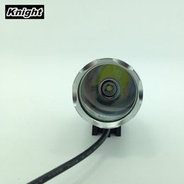 Wholesale 1800 LM Bicycle Light CREE XM L T6 bike Light LED headlihgt headLamp mah battery Pack switch Mode
