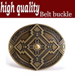 High quality mitt agio zinc alloy plating copper sheet buckles design restoring ancient ways smooth buckle 4.0 CMWT059BZ