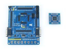 Wholesale ATmega64 Board ATmega64A ATMEL AVR Development Board Kit ATmega64A AU Cores Waveshare STK64 Premium