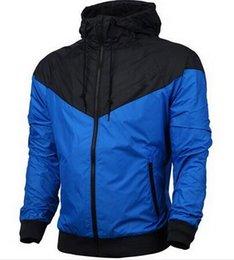 Wholesale Jacket Windrunner Mens Windbreaker Jackets m Women Jacket Hight Quality Spring Male Jacket