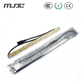 Wholesale MJJC M SMD Bright LED Rigid Strip Light Bars for Under Cabinet Lighting with M Adhesive Tape on Back Side
