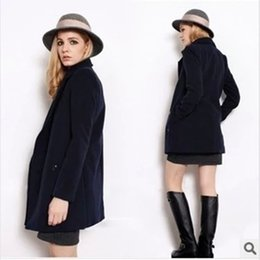 Wool Coat Wool Women Coat Long Belted Women's Cashmere Coat Poncho 2016 Brand Women's Designer Wool Coat