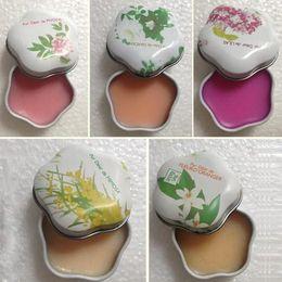 Wholesale 1 Solid Perfume Deodorants g Brand Cream Perfume Different Style Peony Gardenia Lilac Mimosa pudica Oranger