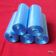 Wholesale High Waterproof Best Loading Capacity Most Popular Blue Plastic Rubbish Bags On Roll from China CM Garbage Bags