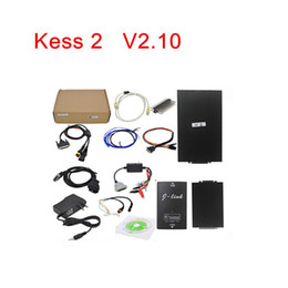 2015 Top Quality V2.10 New version KESS V2 OBD2 Manager Tuning Kit KESS V2 ECU Chip Tuning Programmer free shipping