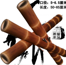 Wholesale 25 Inch Water Pipe Bamboo Water Bong Bamboo Material NEW Bongs Smoking Accessories Pipes Bamboo Pipe For Smoking