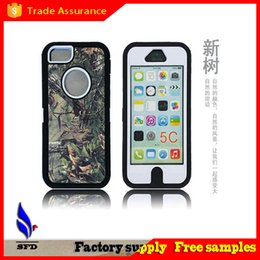 Wholesale Camo hard Case Robot Heavy Duty Rugged Hybrid case with screen for iphone iphone s iphone S plus samsung S4 S5 S6 note