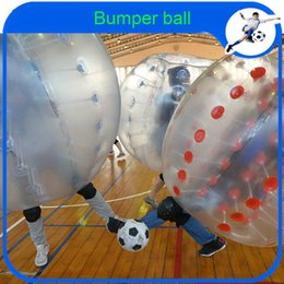 Wholesale-CE Dia 1.2m PVC Fast Delivery,Bubble Soccer,Bumper Ball ,Loopy ball, Body Zorb Ball Hot Selling