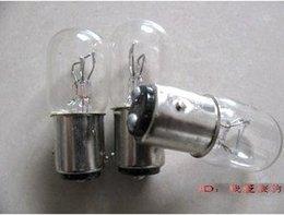Livraison gratuite, Pour 12v18w double double contact-filament grosse ampoule seule commande $ piste 18Personne à partir de double filament fournisseurs