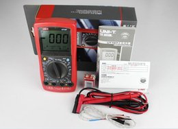 Wholesale Multi car digital multimeter autoranging multimeter maintenance measuring UT with aftermarket table